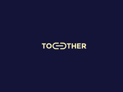 Together Letter Logo