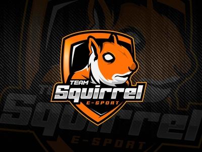 esport squirrel  logo 01