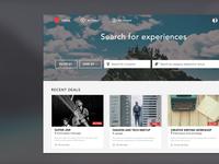 Event discovery platform