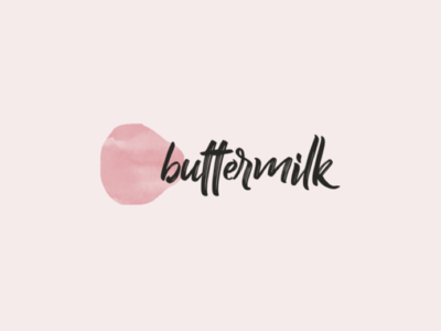 Branding for the Buttermilk Company