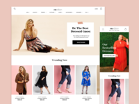 Paid Landing Page for an e-commerce website CoEdition