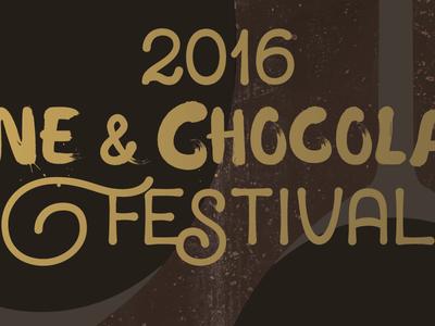 Wine & Chocolate Festival logo