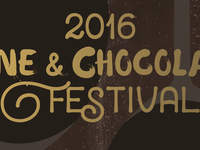 Wine & Chocolate Festival logo
