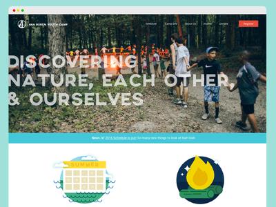 Van Buren Youth Camp – Home Page