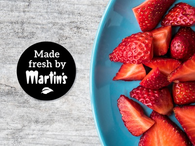 Made Fresh by Martin's