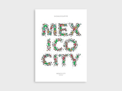 Mexico City Poster