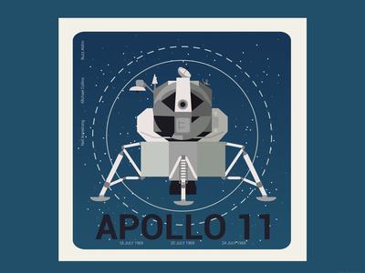 Apollo11 Moon Module