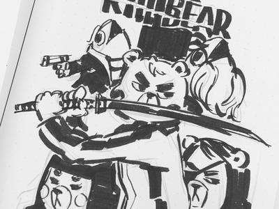 Kill Bear sketch