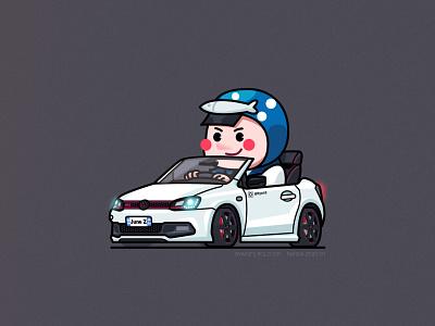 RyanZ's Polo GTI polo gti vw car