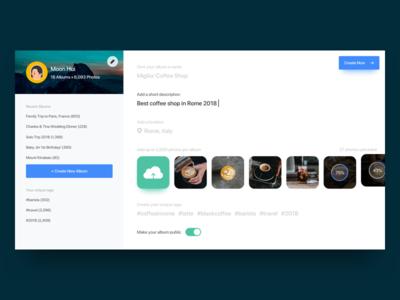 Create New UI