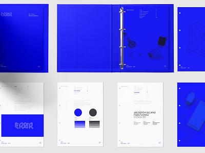 Eror store Brand guideline logo typography brand mobile accessories technology eror