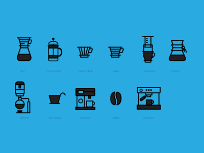 coffee icon cafe roaster coffee minimal.icon