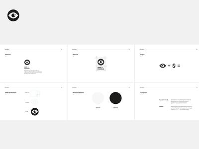 Zero brand typography brand logo