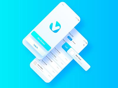 App vbox 02 dummy voip app ui