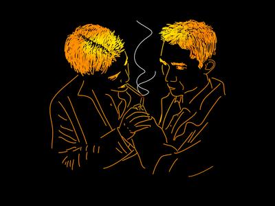 happy together-illustration