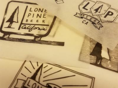 Lone Pine Beer