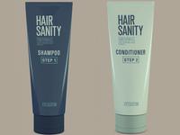 Hair Sanity Mens Shampoo
