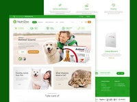 WebDesign Animal Shop
