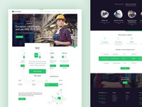 Booking Platform - Full Homepage