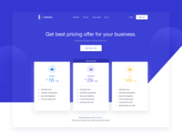 Limicon - Pricing - Full Page