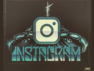Heavy Metal Tech Branding pt. 5: INSTAGRAM VS SCORPIONS branding instagram tech metal