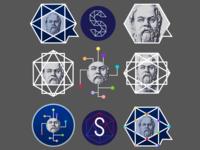 Socrates.AI Icons