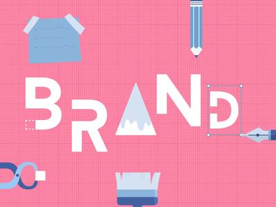 Brand Identity Animation