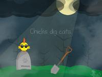 Chicks dig cats by alecsandru grigoriu medium