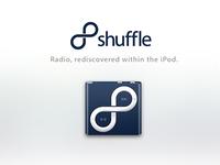 The iPod 8tracks shuffle