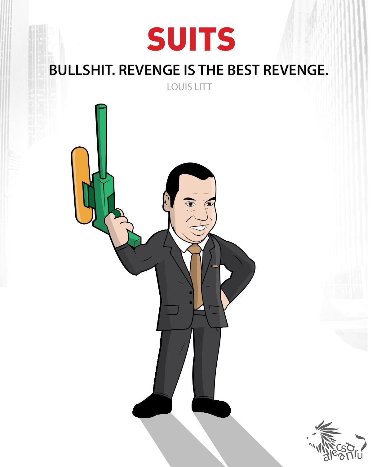 Revenge is the best revenge by alecsandru grigoriu medium