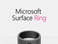 Microsoft surface ring concept by alecsandru grigoriu