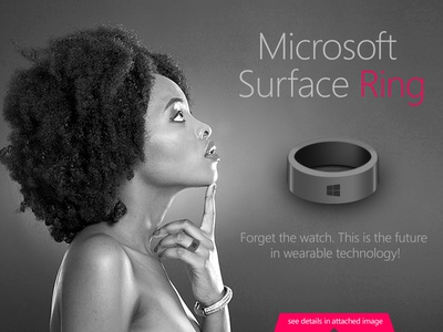 Microsoft Surface Ring - Concept
