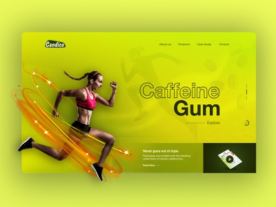 Candico Ui Design brand identity web corporate identity website branding ux graphic ui design