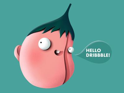 Hey Dribbble