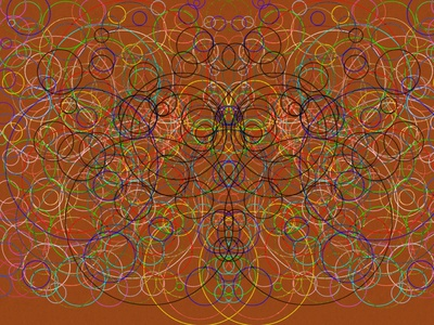 Digital artwork painting color picture