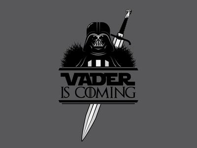 Vader is Coming mashup