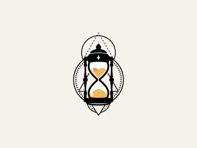 Hourglass vintage second minute glass watch hourglass hour logo clock sand time scredeck