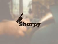 Sharpy Logo