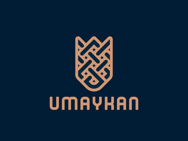 Umaykan lifestyle prestige heritage luxurious royalty crest shield royal design branding scredeck logo