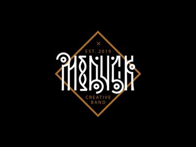 Mooduck design branding vector logotype print logo type handlettering typography lettering