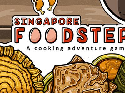Singapore Foodsteps