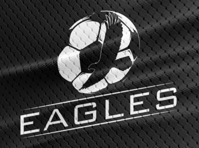 Football Team Eagles Logo