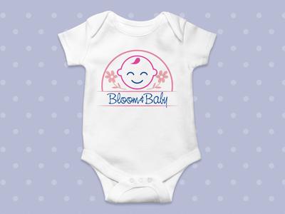 Baby Apparel Brand Logo