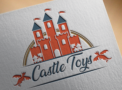 Toy Store Logo
