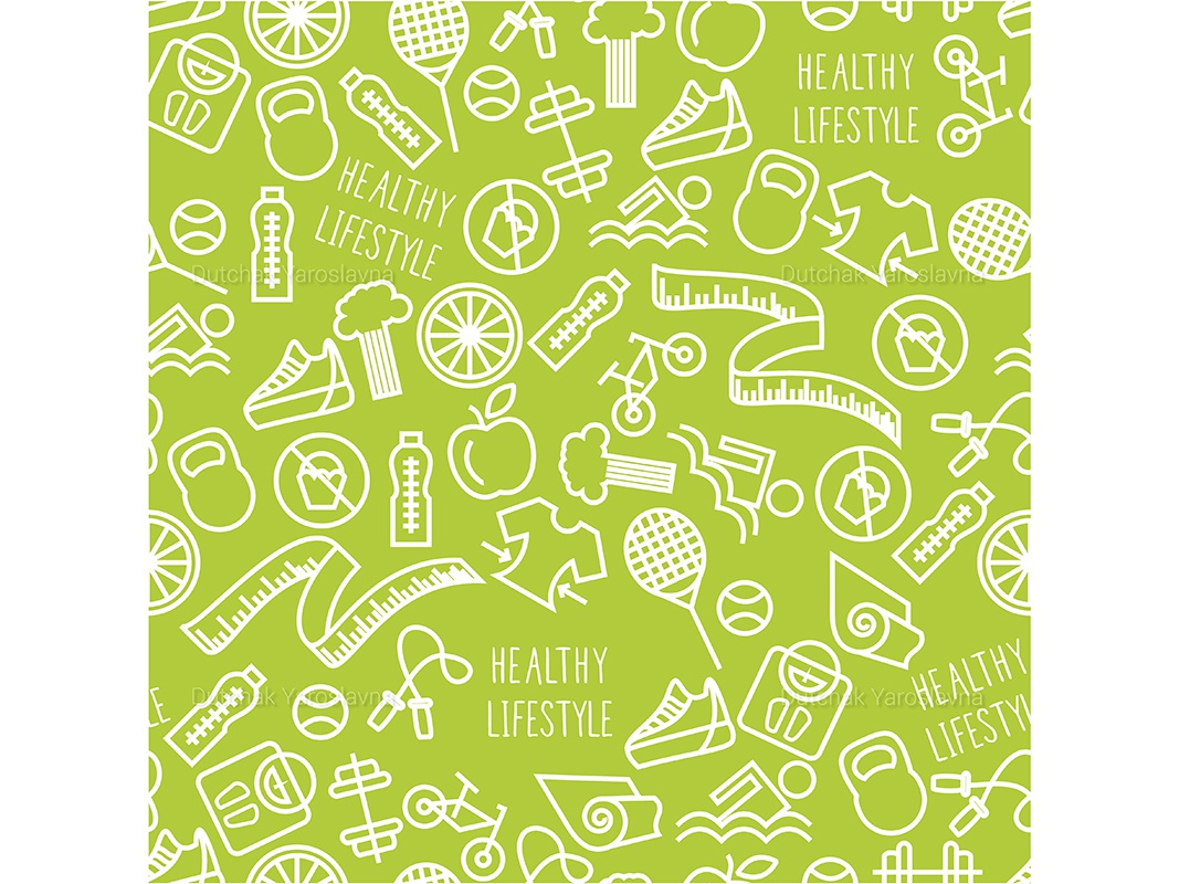 Healthy lifestyle clean identity illustrator lettering type minimal website flat animation web app icon ux typography branding vector ui logo design illustration