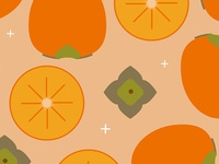 Kaki fruit Time Pattern