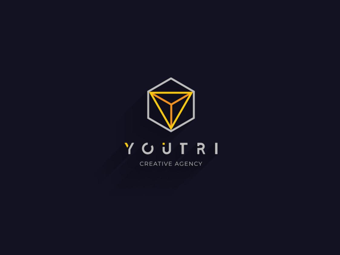 Creative Agency - Logo Design Tutorial by Tanzeel Rahman on
