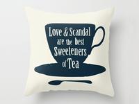 Love & Scandal Pillow