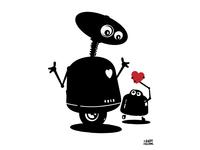 Robot Heart To Heart
