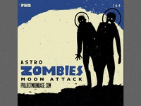 Astro Zombies Moon Attack